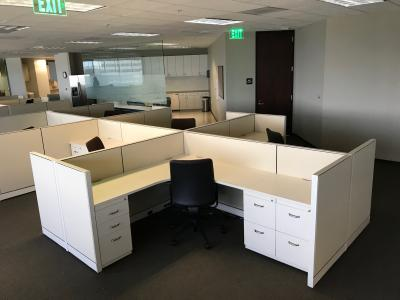PreOwned Steelcase 6'x7.5'x42